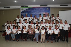 Participants of Debtor Information System Seminar from 3 Credit Unions