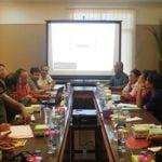 Kunjungan WING Manipur, India, ke Koperasi Kredit (CU) Pancur Kasih