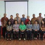 CU Pancur Kasih sebagai tempat Studi Banding Koperasi Kredit Adiguna, Kupang, NTT