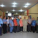 Peresmian Gedung Baru CU Pancur Kasih TP. Sui Pinyuh