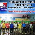 CUPK CUP, Ajang Rekonsiliasi Menumbuhkan Bibit-Bibit Ungul Badminton