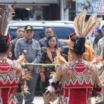 Gubernur Kalbar Resmikan Kantor TP. Ngabang Pada Perayaan ULTAH CU Pancur Kasih ke 26