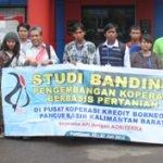 Credit Union Pancur Kasih Menjadi Sasaran Studi Banding