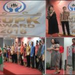 Gathering Staff dan CUPK Award