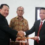 Pelantikan dan Pengambilan Sumpah GM / Deputi Koperasi Kredit CU Pancur Kasih periode 2015-2019