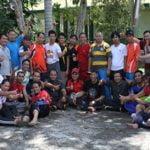 Pelatihan Kepemimpinan dan Outbound bagi Seluruh Pimpinan CU Pancur Kasih