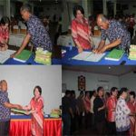 Serah Terima jabatan Pengurus dan Pengawas CU Pancur Kasih Periode 2014 – 2018