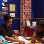 CU Pancur Kasih Ikut Memeriahkan Peresmian Rumah Radakng dan Pembukaan Pekan Gawai Dayak ke- 28 tahun 2013