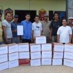 CU Pancur Kasih Peduli Banjir TP. Sungai Ambawang